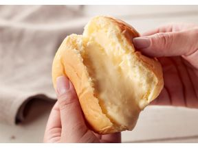 Hattendo – Cream Bun (Custard/Whip) (choose 1 of 2) (1pc)