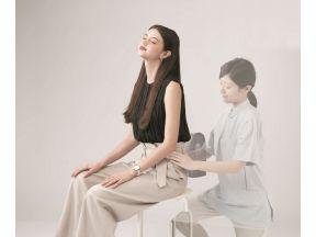 Lourdes - A4 Massage Cushion (Grey) (1 pc)