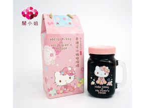Ms Kwan's House - Hello Kitty Lemon With Old Tangerine Peel And Rock Sugar (1 bottle)