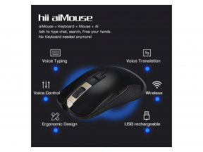 Hii AI Mouse (1 pc)