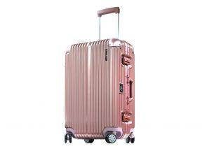 "Hallmark Design Collection - 4 wheels frame luggage HM828FT 26"" (1 pc)"