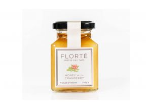 FLORTÉ Honey with Cranberry (1 bottle)