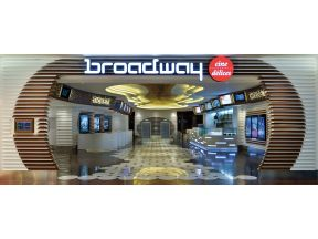 broadway circuit Ticket Exchange Coupon (1 pc)