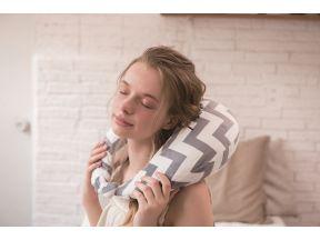 Lourdes - Hot Neck Massage Pillow (1 pc)