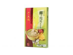 Imperial Bird's Nest Coconut, White Fungus with Pork Soup (320g) (1 pc)
