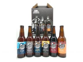 Lion Rock Brewery 6 Beer Gift Box (1 set)