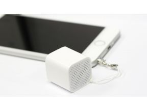 SmartGo SmartCube Bluetooth Speaker with Selfie Shutter and Anti-lost Functions (1 pc)