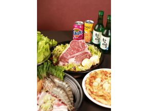 Kimchee Korean Restaurant - US T-bone Steak Set For Two (1 set)