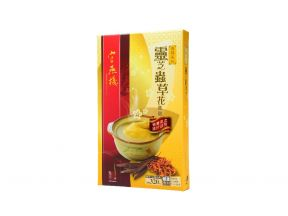 Imperial Bird's Nest Lingzhi Cordyceps Flower and Chicken Soup (320g) (1 pc)