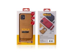 Torrii KOALA for iPhone 11 / iPhone 11 Pro / iPhone 11 Pro Max with Hand Strap (1 pc)