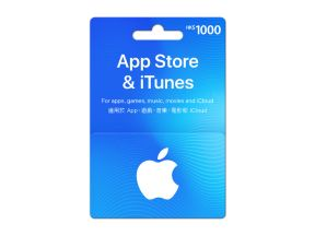 iTunes Gift Card $1,000 (1pc)