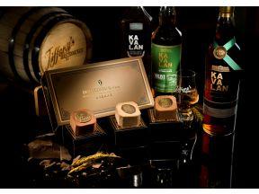 InterContinental Grand Stanford Hong Kong - Kavalan Whisky Chocolate Mooncakes (1 box)