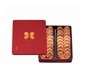 Kee Wah Bakery - Assorted Palmiers Gift Box (18 pcs) (1 box)