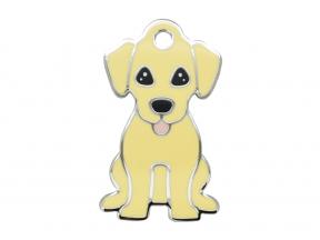 Thérèse Tags Labrador Retriever Dog Tag (Large) (1 pc)