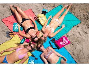 Lagu Sand-repellent Beach Blanket (1pc)