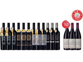 12-bottle International Gold Reds plus 3 FREE Bottles (1 set)