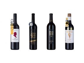 4-bottle Award-winning New World Reds Case (1 set)