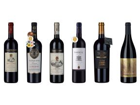 6-bottle Italian Reds Case (1 set)