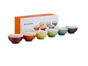 Le Creuset Set of 6 Mini Bowls (1 Set)