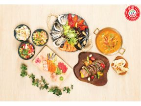 """Cordis, Hong Kong - The Place """"Land and Sea Fiesta"""" Lunch Buffet (1 person)"""