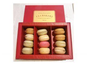 A La Bakery -  Macarons Gift Box (12 pcs per box)