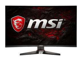 "MSI Optix MAG27C 27"" 144Hz Curved Gaming Monitor (1 pc)"