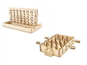 JIGZLE 3D PLYWOOD PUZZLE - Game Station (1 pc)