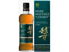 MARS Maltage Cosmo Manzanilla Sherry Cask Finish 700ml (1 bottle)