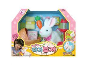 Mimi World White Rabbit Toy Set (1 pc)