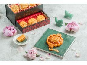 InterContinental Hong Kong Yan Toh Heen Custard Cream Mooncakes (1 box)
