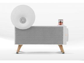 Lanchiya MK40 Hybrid Vacuum Tube BlueTooth Speaker (1 pc)