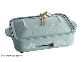 Moomin x BRUNO Compact Hot Plate (1 pc)