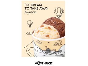 Mövenpick Ice Cream Double Scoops (1 cup)