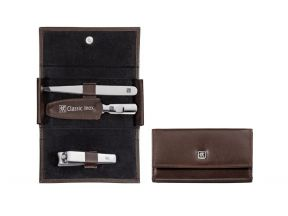 Zwilling J.A.Henckels Classic Inox Manicure Set (Brown) (1 set)