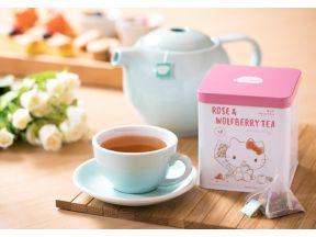Sanrio Characters x Heywood Tea Individually Packaged Pyramid Tea Bags (1 tin)