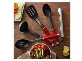 KitchenAid - [100 Year Limited Edition] Queen of Hearts Culinary Gadget Kit (1 set)