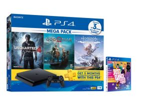 "PlayStation®4 MEGA PACK + PlayStation®4 ""Just Dance® 2020""  (1 pc)"