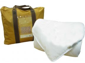 CASABLANCA -  Natural Soybean Winter Quilt #NP000SBW (1 pc)