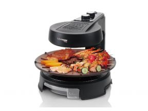 German Pool 3D Infrared Korean Barbecue Grill KQB-300 (1 pc)