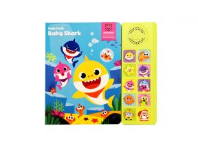Pinkfong - Baby Shark Sound Book (1 pc)