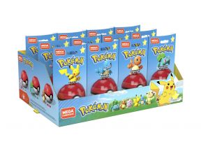 Mega Construx™ Pokemon Evergreen Poke Ball Assortment (1 pc)