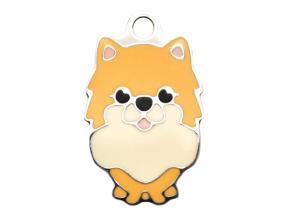Thérèse Tags Pomeranian Dog Tag (Small) (1 pc)