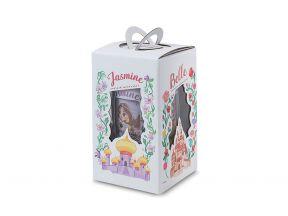 Hong Kong MX - Disney Princess Musical Castle Mooncake Voucher (1 pc)