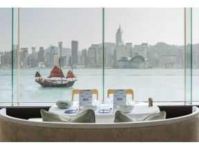 InterContinental Hong Kong Rech by Alain Ducasse - Rush to Rech Set Dinner (3 course) for 2 persons, inclusive of a complimentary cake (138 gm) with your own message