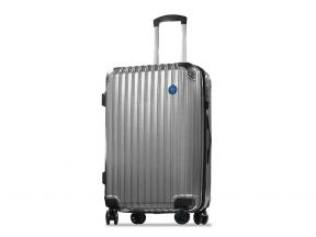 "Hallmark Design Collection - 4 wheels luggage HM830T 24"" (1 pc)"