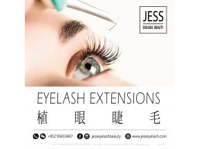Jess Eyelash Extensions ( For New Customer only ) (Single time)