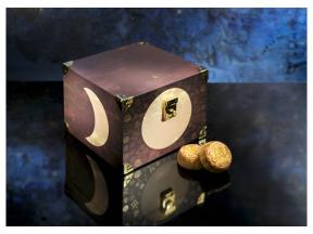The Ritz-Carlton, Hong Kong Stardust Mini Egg Custard Mooncakes (1 box)