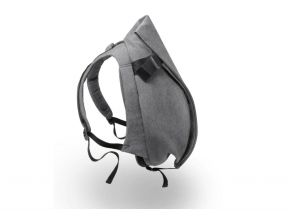COTE&CIEL Isar Medium Rucksack (Grey) (1 pc)