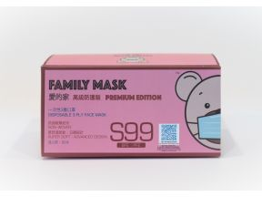 Family Mask Premium Edition S99 (1 box)