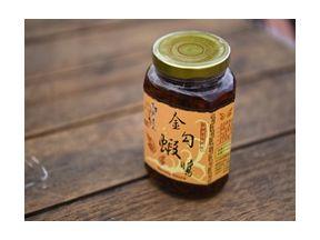 R Home - Dried shrimp X.O. sauce 400g (1 bottle) [Free dragon fruit noodles 1 box]